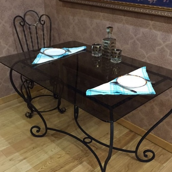 Каталог товаров - кованые столы